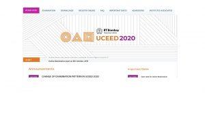 UCEED 2020