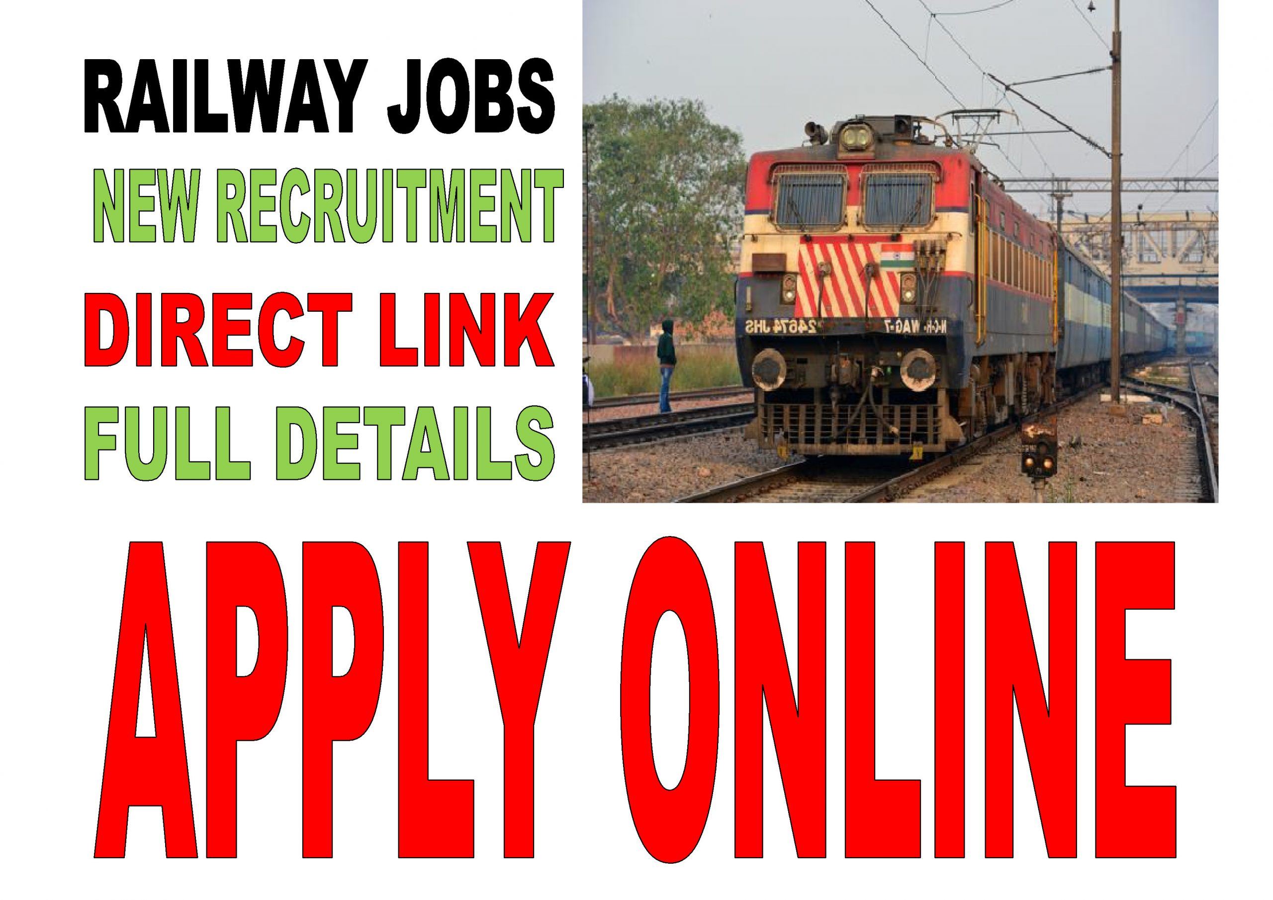 SECR Railway Trade Apprentice Online Form 2020 for 432 Post