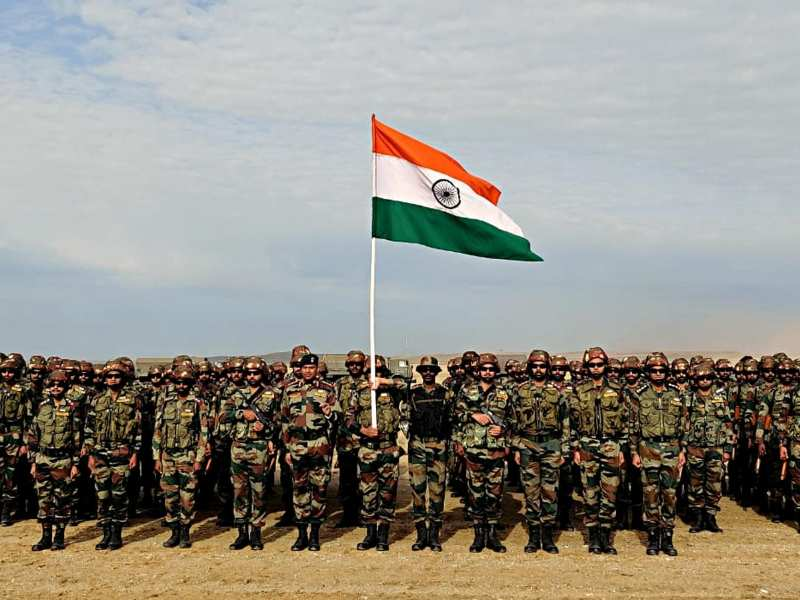 Indian Army Rally Recruitment Online Form 2020 Available