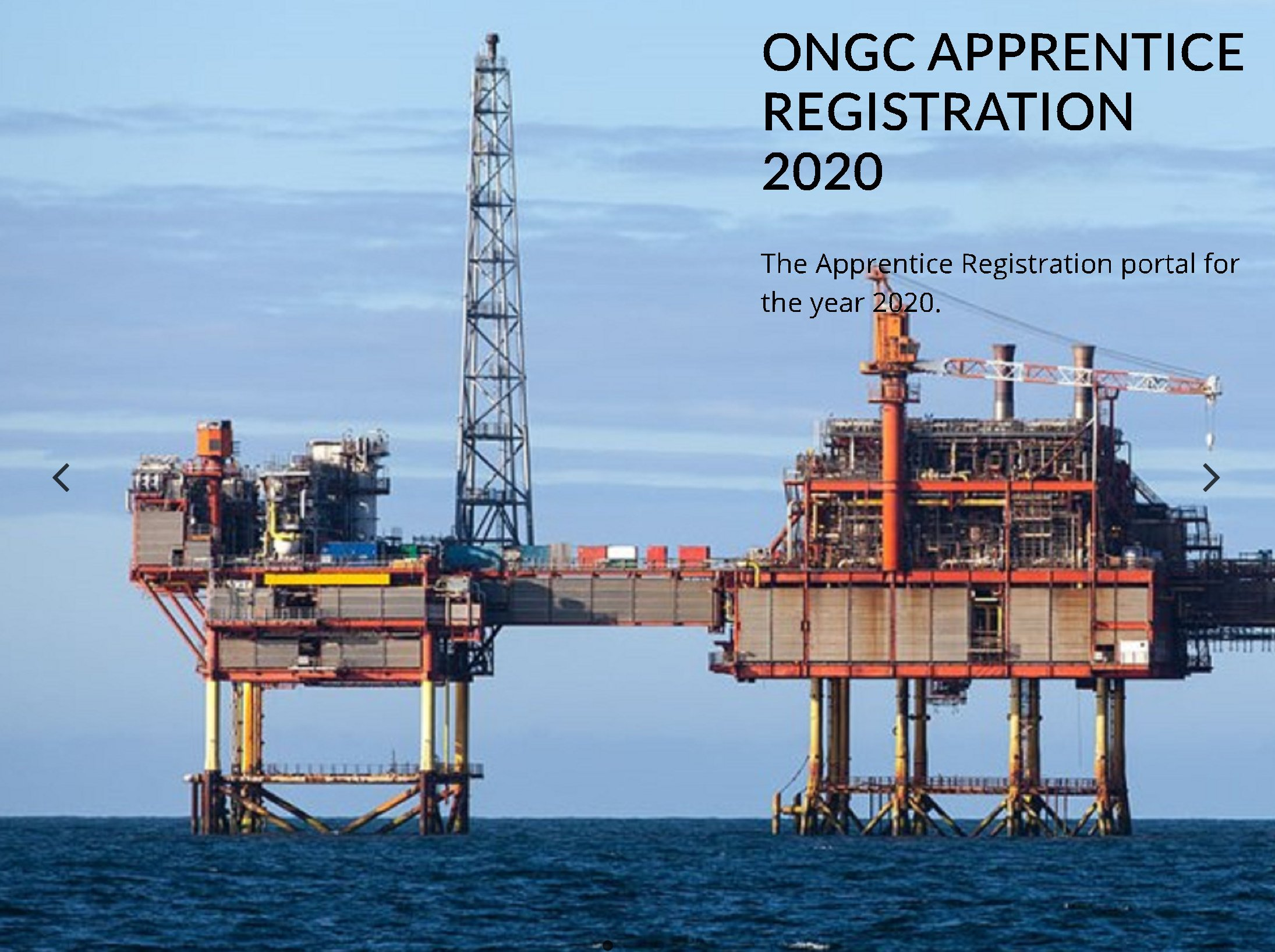 Oil and Natural Gas Corporation Online Post 2020 For 06 Post